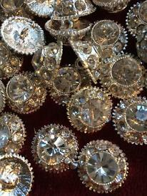 Buttons - literally hundreds