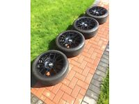 Bbs alloys black 18inch sport