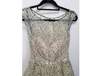 Little Mistress prom dress - lace skater dress