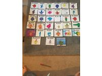 Mr men and Little Miss collection of book's.