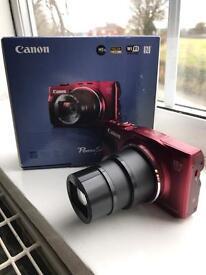 Canon powershot sx700hs wifi