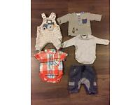 baby boy newborn Next ( 5 Items )