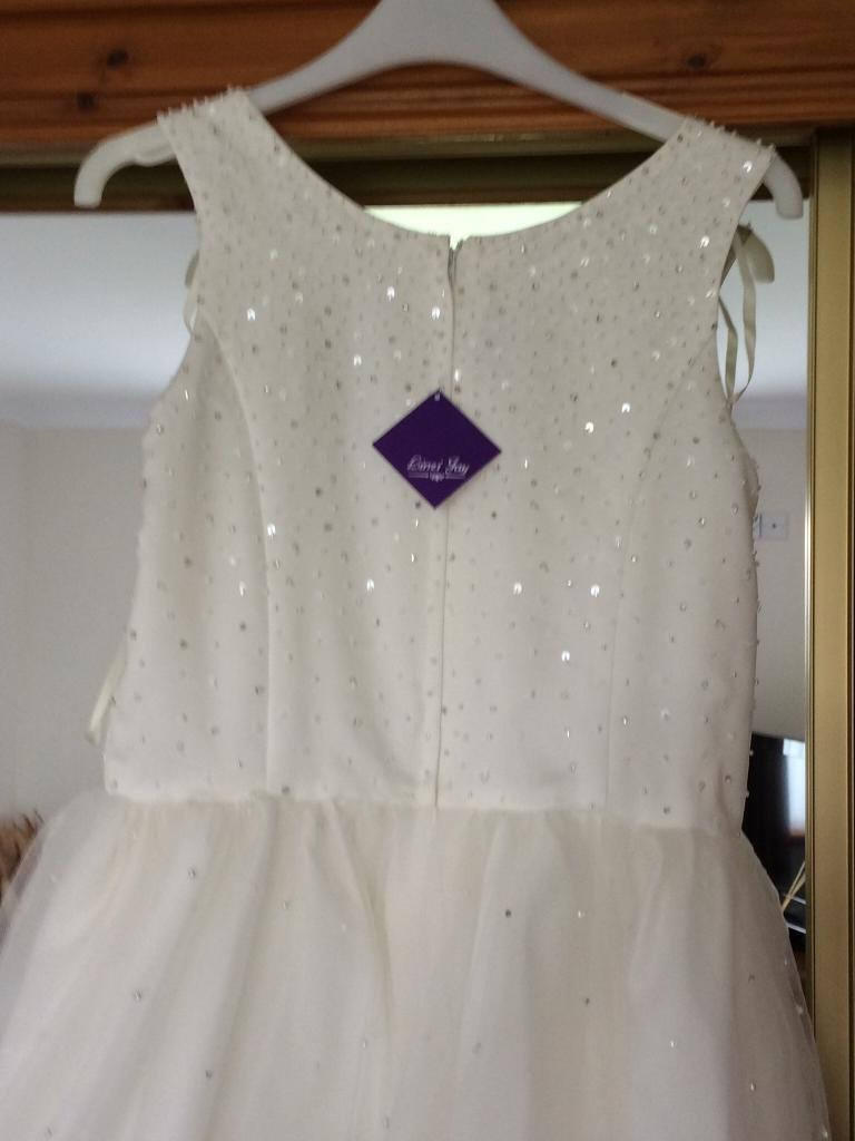Brand new linzi jay bridesmaidflower girl dress in inverurie brand new linzi jay bridesmaidflower girl dress ombrellifo Image collections