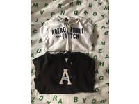 Bundle Abercrombie and Fitch hoodies