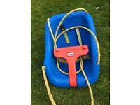 £5 baby swing chair