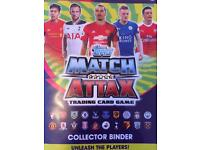Match attax 16/17 premier league to swap