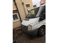 07 mk7 Transit Spares/Repairs needs turbo & tlc