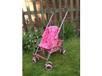 Cute cherry buggy (collapsible)