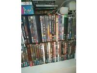 200+ dvds some boxsets