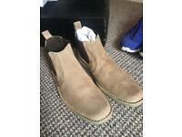 Mens roamers chelsea boots size 8