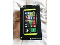 Blu Win HD LTE Phone in great condition