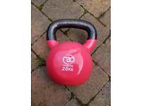 20kg Fitness Mad Kettlebell
