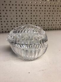 Little glass pot