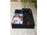 PS4 500gb Black