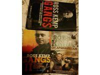 Ross Kemp on Gangs books brand new
