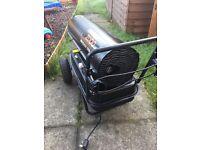 Diesel space heater brand new