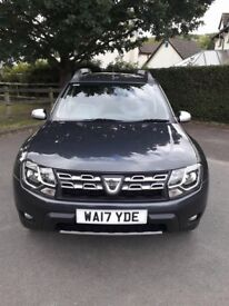 2017 Dacia Duster For Sale- Still with Manufacturers Warranty!!
