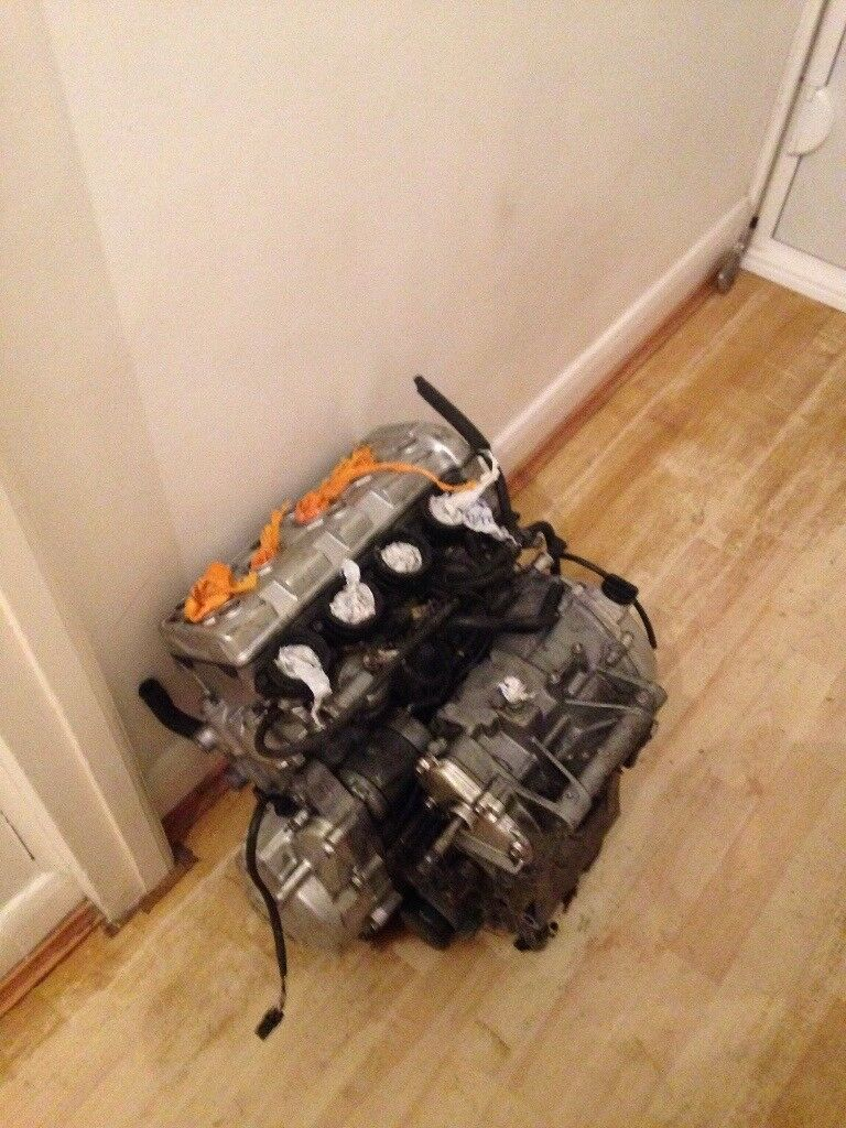 Yamaha R6 engine and other spares for sale