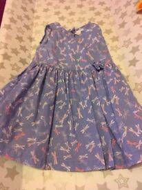 12-18months girls dresses x6