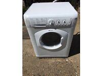 Hotpoint WDL540 7kg 1400 Spin Washer Dryer in White #3891