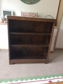 Dark Wood Book Shelves, Shelf, Cabinet