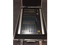 Soundcraft M4 dj mixer ( mixing deck )
