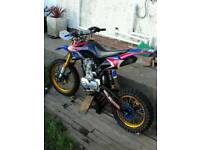 Ghost 200cc pit bike