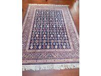 Antique Woven Carpet Large