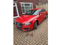 Audi a4 tdi s line auto spares or repair please read ad