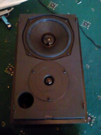 Mission 760i speakers. Pristine condition
