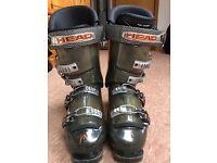 Mens Head Ski Boots