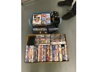 About 165 DVD's for sale