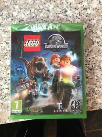 Xbox one Lego Jurassic park