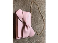 Dune Evening Bag with Bow