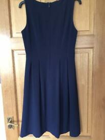 H&M Navy Dress, size 10