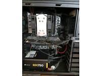 Intel i7 16 gig ram Gaming PC