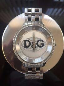 Dolce & Gabbana D&G Watch - Silver