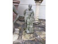 Stone Greek figure