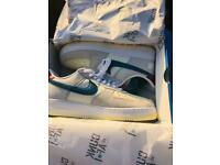 Limited drop Nike Undefeated Air Force 1 size 10
