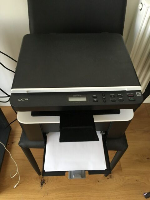 Brother DCP-1512 A4 Mono Laser Printer, PC Connected, Print, Copy and Scan  (RRP £99) | in London | Gumtree