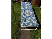 ready for summer floral sunlounger
