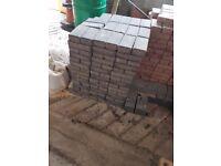 Job Lot - Brick Paving, Edging Kerbs and paving flags