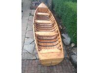 Clinker Boat 17ft