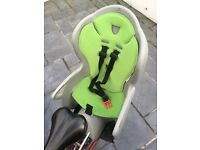 Hamax Children's Bicycle Seat (Rear Mounted)