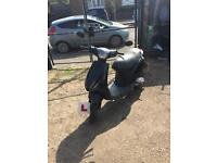 2005 piaggio zip 50 moped gilera scooter