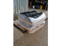 Trailer alloys 4 & 5 Stud