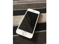 Apple iPhone 5s White/silver on O2