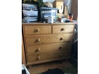 CHEAP Solid wood chest of drawers
