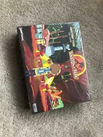 Rick and Morty Anatomy Park Game New