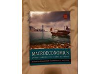Macroeconomics: Understanding the Global Economy (3rd Ed.) by Miles, Scott and Breedon